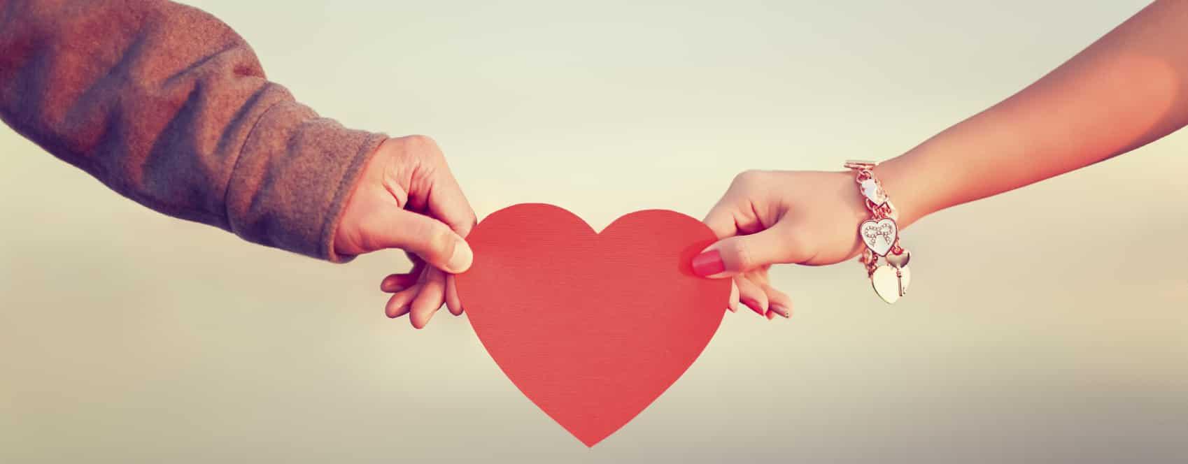 San Valentino è la festa degli innamorati