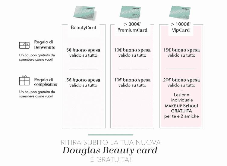 Codice sconto Douglas imperdibile