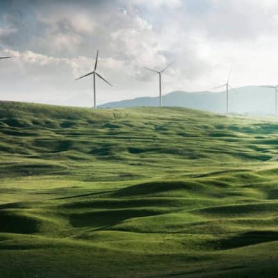 Turbine eoliche che inserendo il codice promozione sorgenia vi forniranno l'elettricità